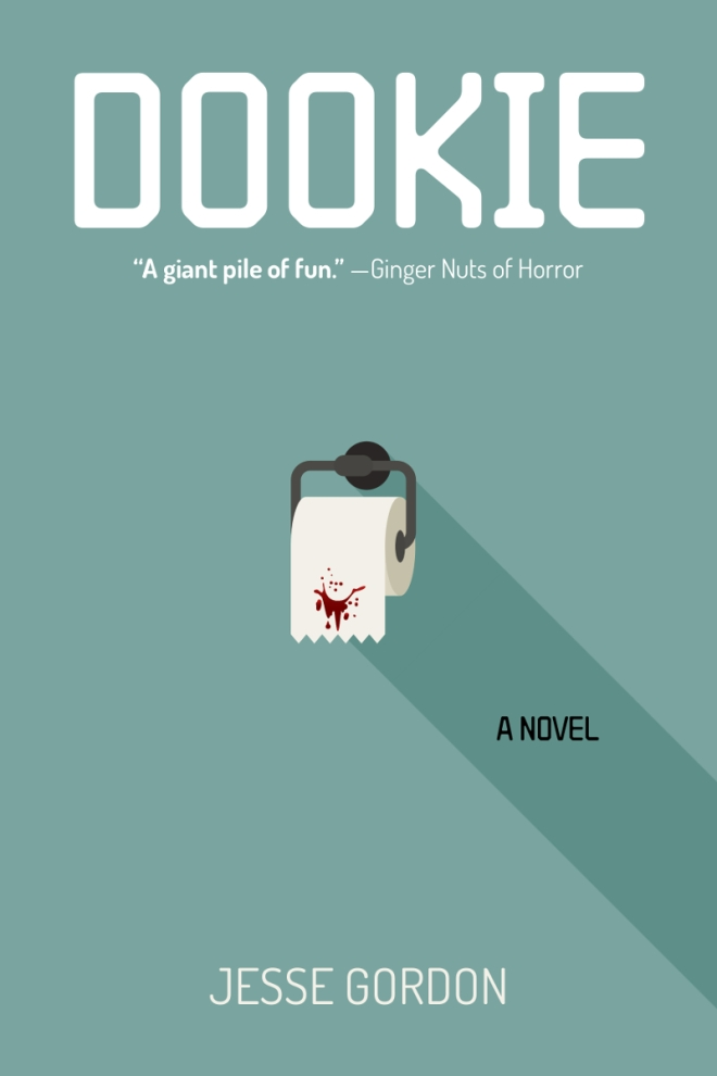 Dookie, a shitty horror novel by Jesse Gordon