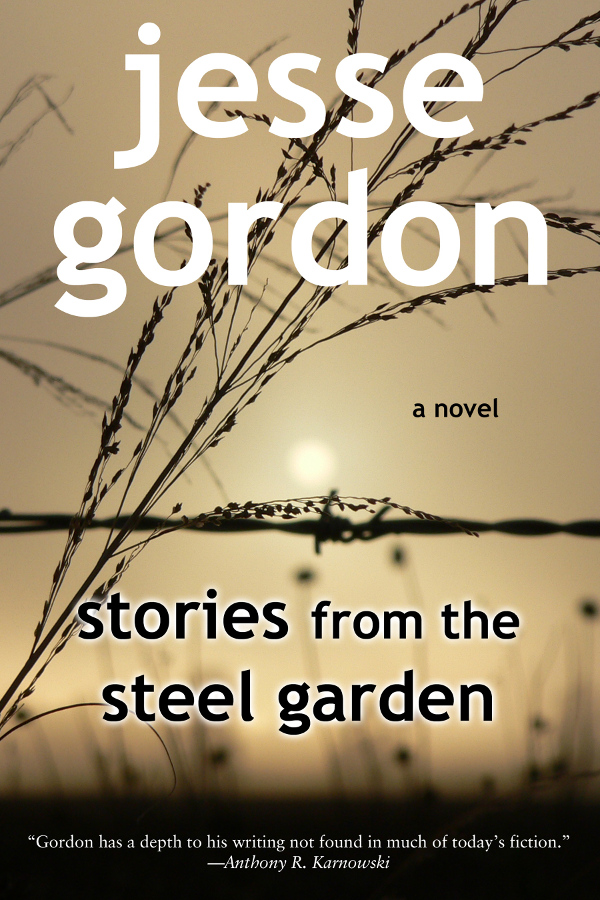 Stories from the Steel Garden, a social science fiction novel by Jesse Gordon