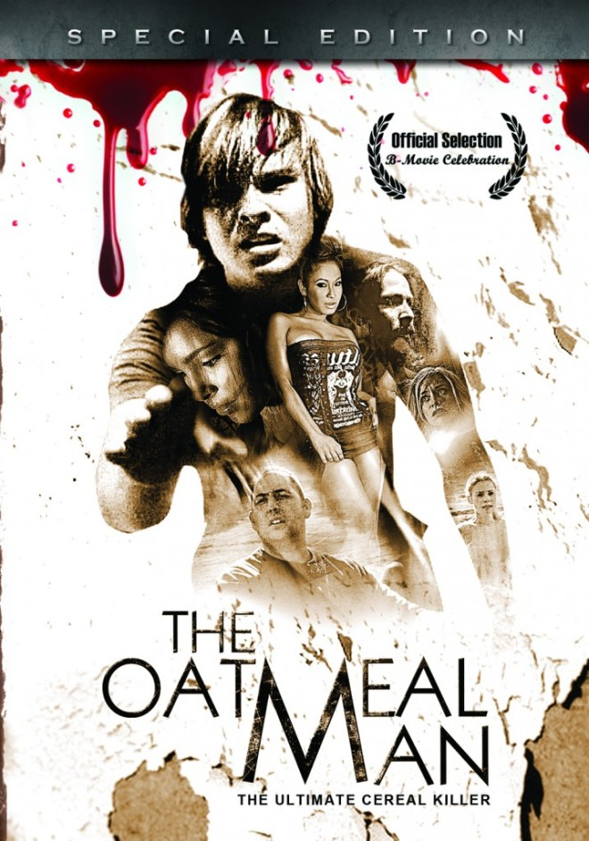 The Oatmeal Man, a cheesy horror movie