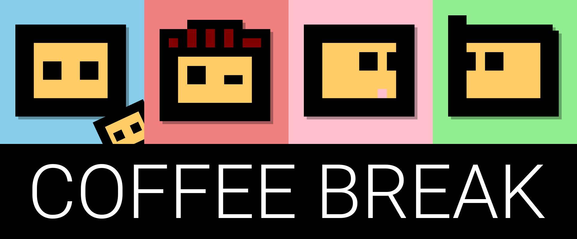 BRB. On a coffee break.